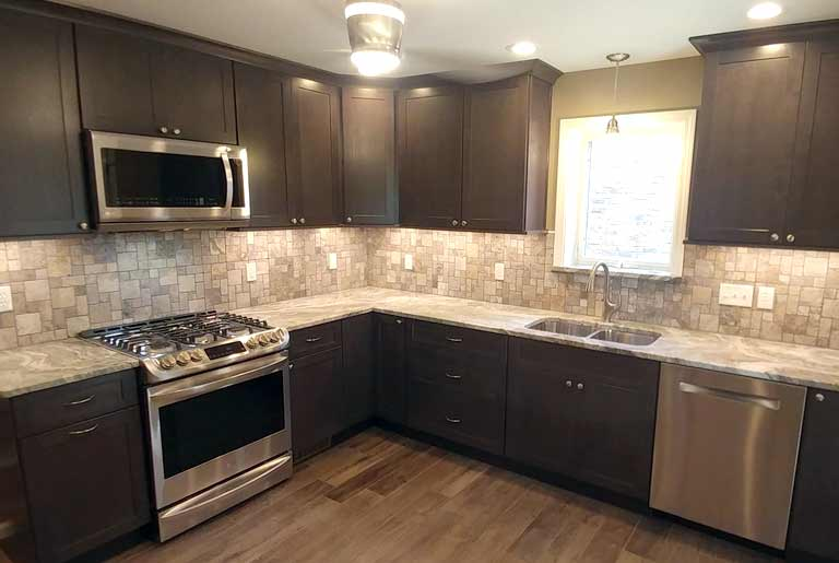 Capital Real Estate Construction & Kitchen Remodeling Quality Affordible Cabinets Kitchen Remodels